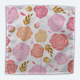 Beauty of the roses Soft Muslin Lucy Scarf