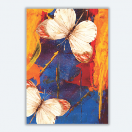 Colorful Butterflies BaeLolly Poster