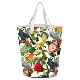 Parrot Woodland Soul Collection Laila All Over Print Laundry Bag